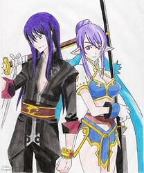 Yuri and Judith