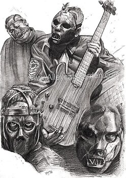 Slipknot Paul Gray