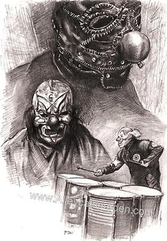 Slipknot Shawn Clown Crahan