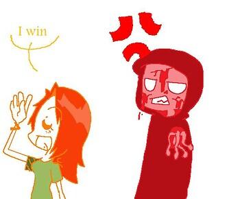 Bec wins