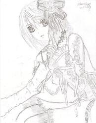 Vampire Knight Yuuki Cross