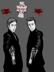 The MacManus Twins