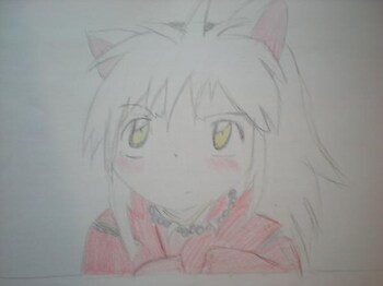 Chibi (or little) Inuyasha