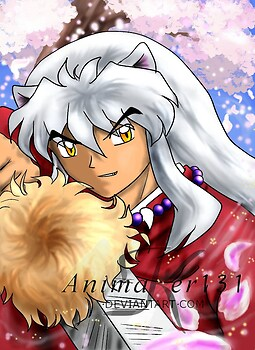 InuYasha Author tag commission
