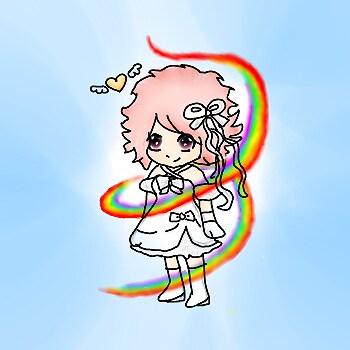 Rainbow :33