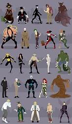 Gotham's Rogues