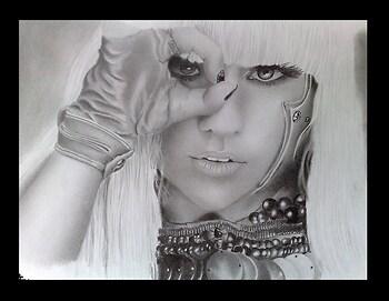 Lady Gaga wip