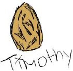 My walnut Timothy