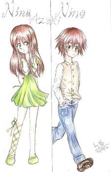 Nina/ Nino Azuki