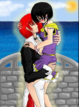 love story ^^ (now with real BG)