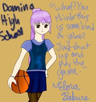 Elora Bakura, Basketball Protégé