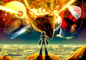 Megaman X Tribute