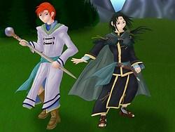 Rhys and Soren