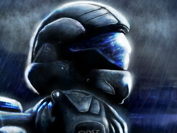 Halo: The Storm Approaches