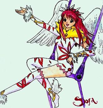 Kaleido Star Sora