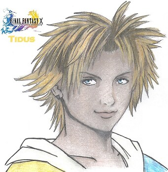 Tidus - Request for Airo