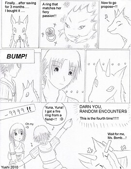 FFX random encounter comic