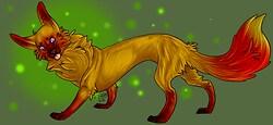 Vibrant Doggiedog