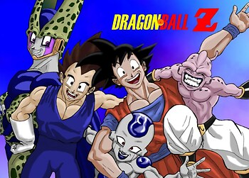 Dragon ball frienship