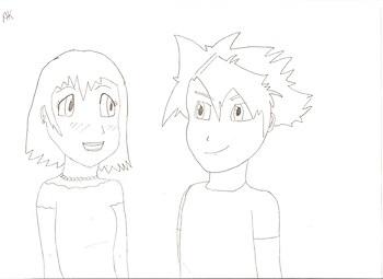 Sora and Yamato