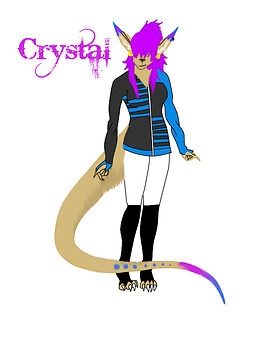 Full Body Crystal