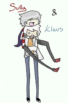 Sully and Klaus