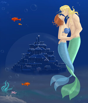 Underwater Romance