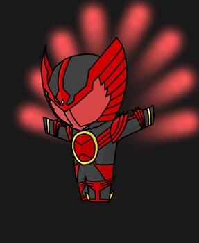Kamen Rider OOO: Chibi Tajadoru