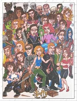Buffy The Vampire Slayer Cast