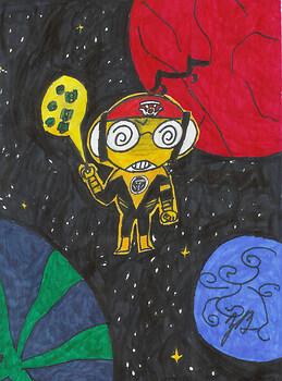 Yellow Lantern from Keron