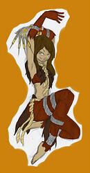 BM-Scarecrow Dress up