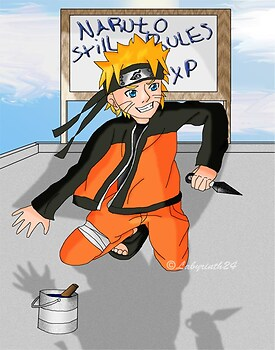 Happeh Birthday Naruto