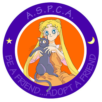 ASPCA & Sailor Moon