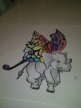 The Butterfant