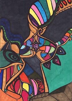 Rainbow Cornucopia