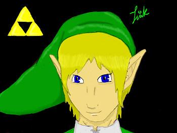 LoZ: Link