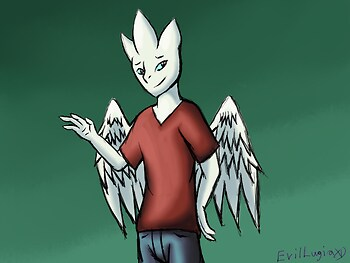 Request: Anthro Togetic (deviantART)