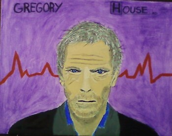 Hugh Laurie (HOUSE)