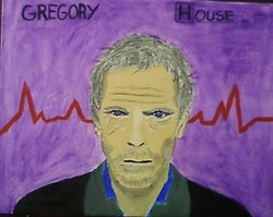 Hugh Laurie (HOUSE)