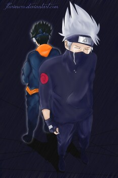 I miss you [Kakashi & Obito]