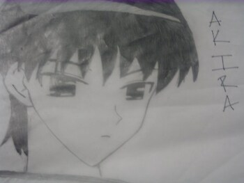 Akira from School Rumble