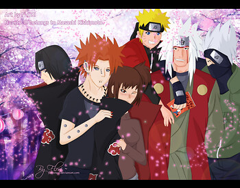 Me and my fav Naruto Guys