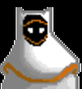 White Wayfarer - Journey Pixel Icon