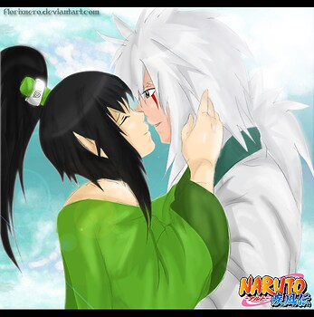 I love you - Mei x Jiraiya