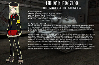 Lauren Frazier - The Foxhound of the Netherlands