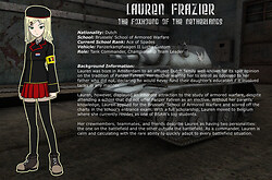 Lauren Frazier - The Foxhound of the Netherlands
