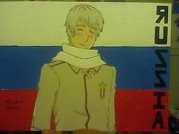 Ivan Braginsky from hetalia