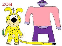 Disney's Marsupilami New Year (2013)