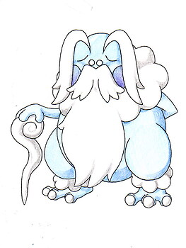 Froakie evolution idea