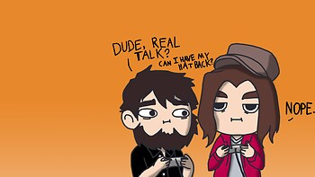 Wallpaper Grumps